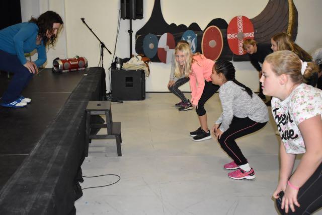 Qigong i gymtimen