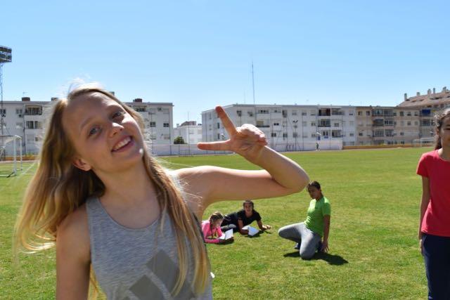 Idrettsglede på Costa del Sol