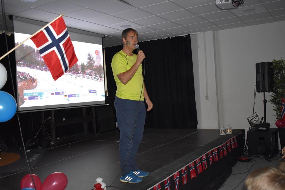 Ski-VM i kultursalen