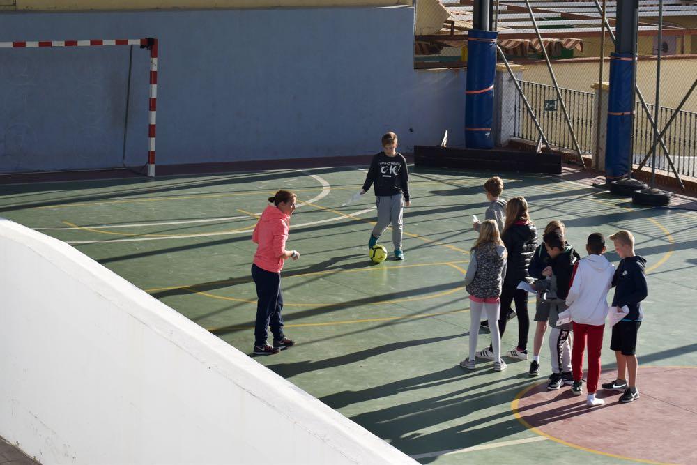 Mattedag ved Den Norske Skolen, Malaga