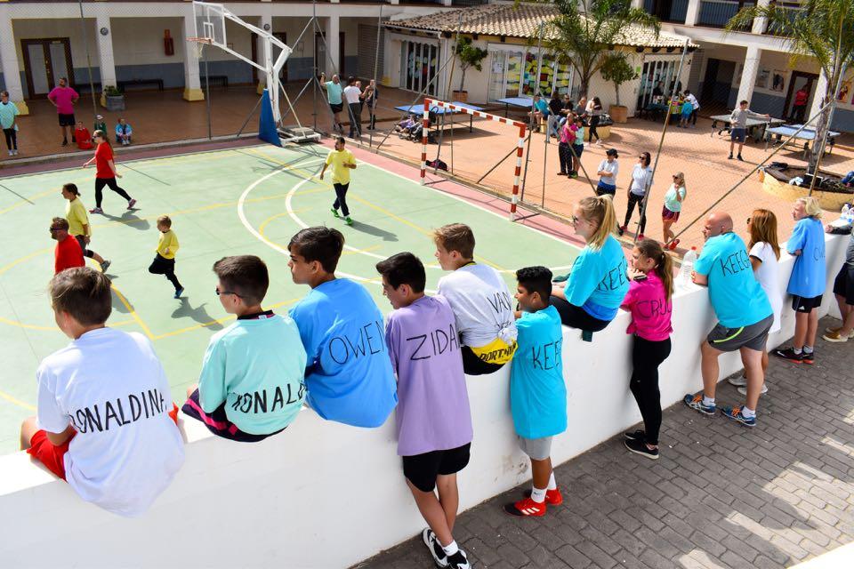 Fotballfest på Den Norske Skolen