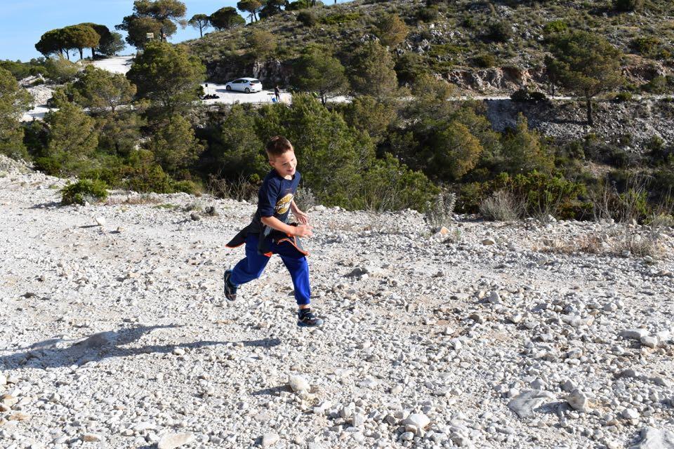 Springmarsj til Ørnefjellet