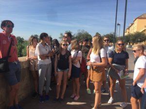 Kunst, kultur og matte - i Córdoba
