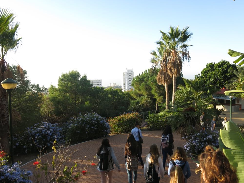 Lærerikt på tur til Malaga by