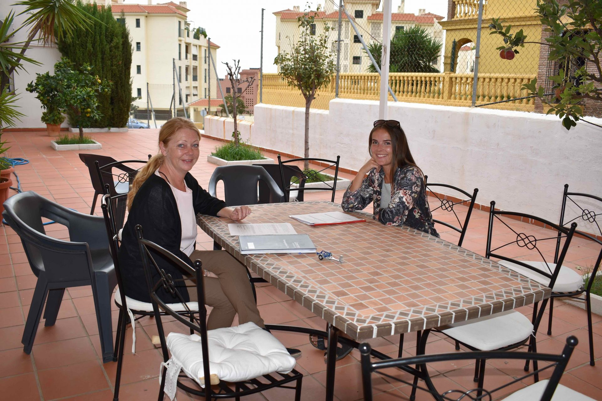 Fra Volda til Malaga for praksis