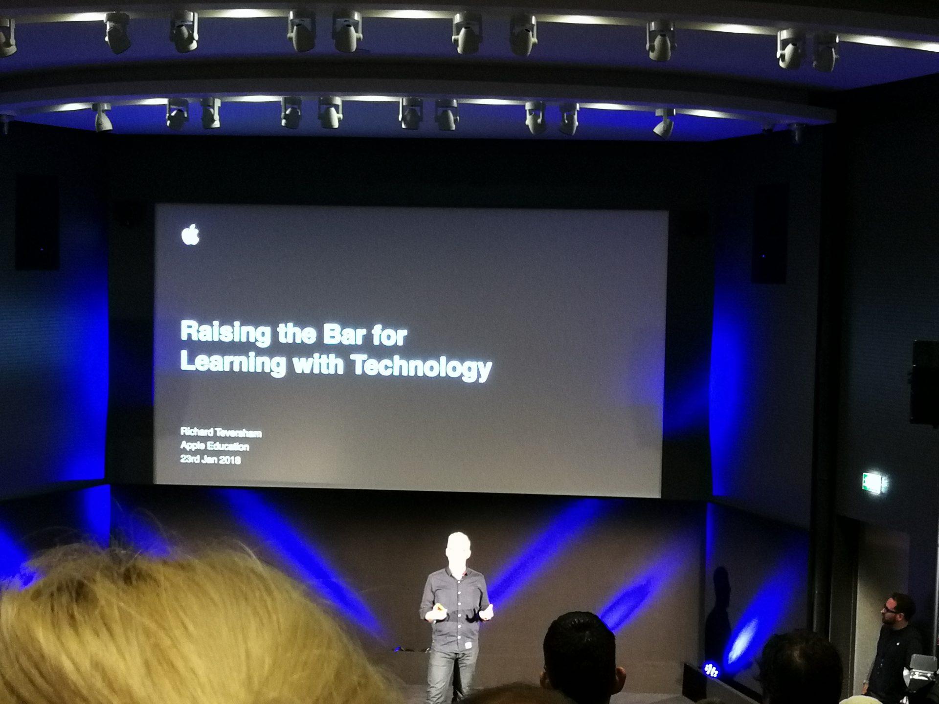 Apple European Leader Summit (ELS) & BETT 2018