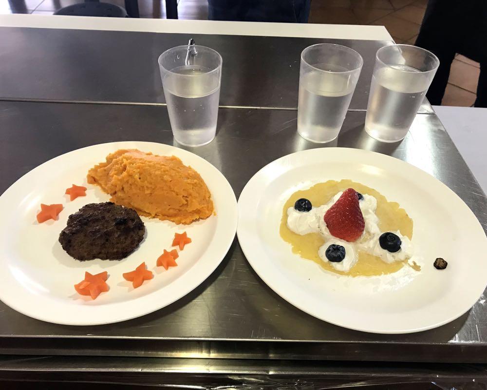 Kokkekamp - med egenkomponerte menyer